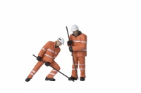 G Scale Permanent Way Workers (36-1050A)