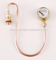 MSS Mamod Upgrades - 0-50 psi Pressure Gauge & Optional Syphon