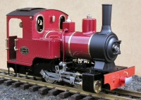 Roundhouse Locomotives - Billy