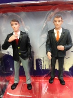 G Scale Business Men