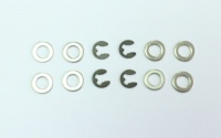 Circlips and Steel Washers