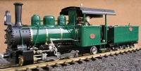 Roundhouse Locomotives - Fowler