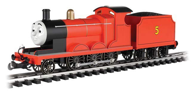 James The Red Engine Thomas And Friends G Scale Dream Steam