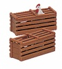 Bachmann Big Haulers G Scale Two Chicken Crates
