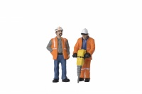 G Scale Trackside Workers (36-1049A)