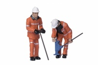 G Scale Permanent Way Workers