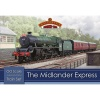 Bachmann OO Gauge The Midlander Express Train Set