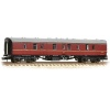 Graham Farish N Gauge BR Mk1 BG Full Brake Maroon