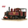 Bachmann Narrow Gauge OO-9 Baldwin 10-12-D Tank 590 Welsh Highland Railway Lined Maroon