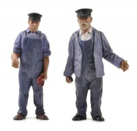 16mm Scale Locomotive Crew