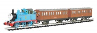 Thomas with Annie and Clarabel- Thomas and Friends G Scale