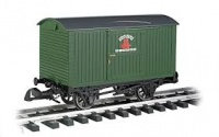 Sodor Fruit & Vegetable Co. Box Van - Thomas and Friends G Scale
