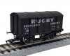 Dapol OO Gauge Gunpowder Van Rugby Cement 12