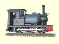 Peco OO-9 Great Little Trains 'James'