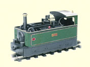 Peco OO-9 Great Little Trains 'Dennis'