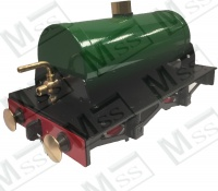 MSS Water Tank Kit