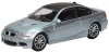 OO Gauge Oxford Diecast 76M3003 BMW M3 Coupe E92 Silverstone Blue