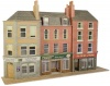 Metcalfe OO/HO Scale Low Relief Pub & Shops