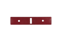 MSS Mamod Loco Spares - Red Buffer Beam Plate