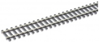 O Gauge Code 143 Nickel Silver Flat Bottom Rail