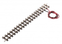 OO-9/H0e Narrow Gauge Setrack - Standard Straight Wired