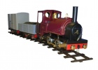 MSS Saddle Tank Goods Set
