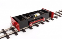 Roundhouse 0-4-0 Diesel Loco Chassis Kit