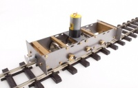 Roundhouse 0-6-0 Diesel Loco Chassis Kit