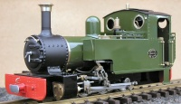 Roundhouse Locomotives - Lady Anne