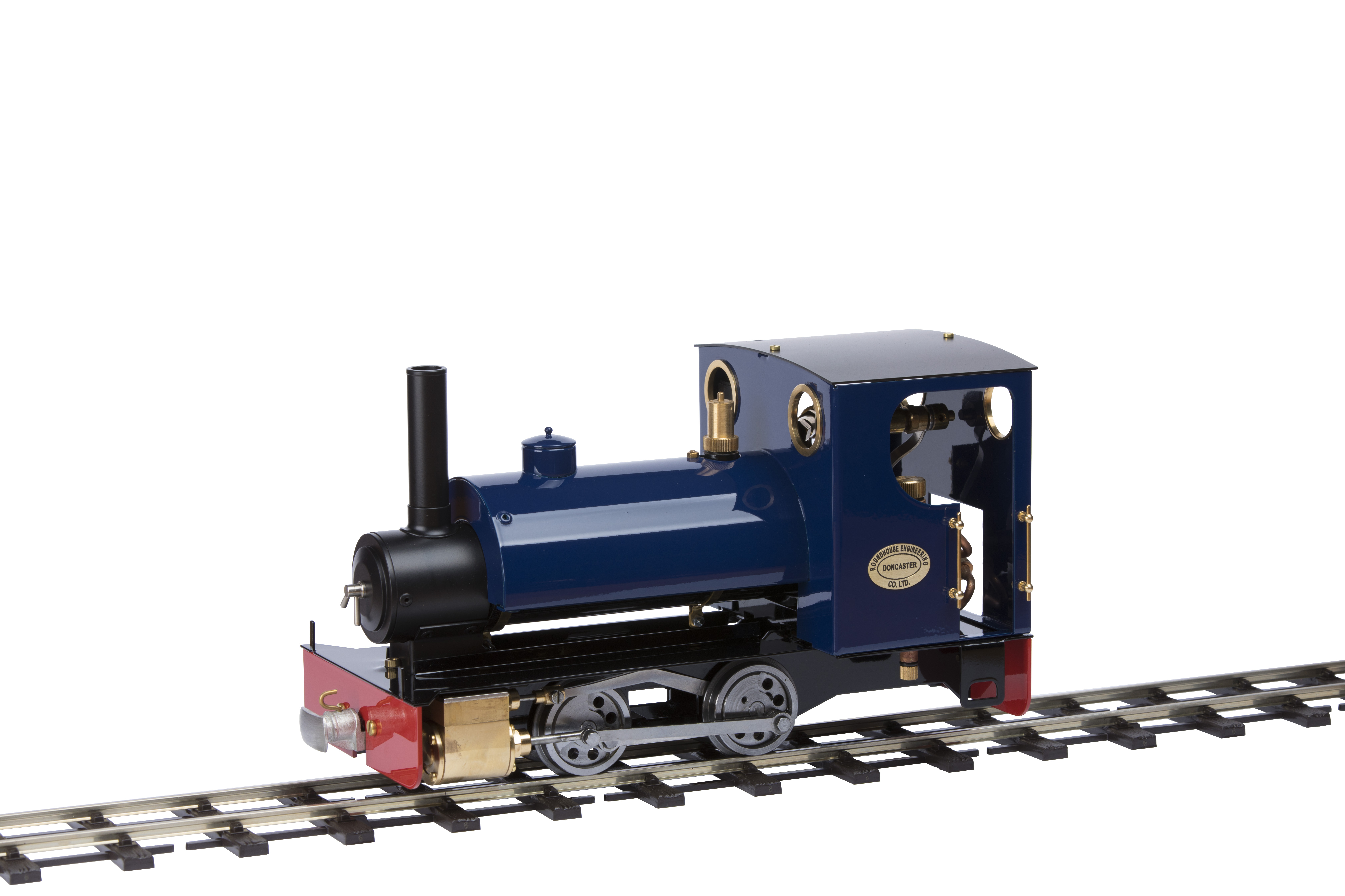 The Specialists for Live Steam Garden Railways - Dream Steam