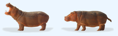 Preiser HO Scale Animal Figures Collection