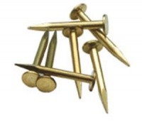 Peco All Gauge Brass Rail Nails