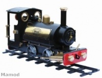 Mamod Saddle Tank