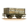 Bachmann OO Gauge 7 Plank Fixed End Wagon Baldwin Weathered