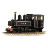 Bachmann Narrow Gauge OO-9 Baldwin 10-12-D Tank Glyn Valley Tramway Lined Black