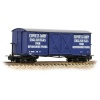 Bachmann Narrow Gauge OO-9  Bogie Covered Goods Wagon 'Express Dairy Company' Blue