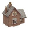 Bachmann OO Gauge Brick Station Building