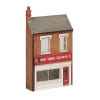 Bachmann OO Gauge Low Relief 'Rocket Ron's Record Shop'