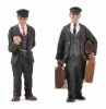 16mm Scale Porter and Station Master