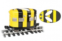 Eggliner Bumble Bee - Big Haulers