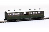 PECO OO-9 Gauge Centre Observation Coach SR Livery (No. 2466)