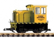 Piko 38501 Battery Powered Clean Machine GE-25Ton Track Cleaning Loco