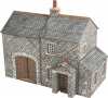 Metcalfe N Scale Crofter's Cottage