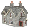 Metcalfe N Scale Settle Carlisle Railway Station Master's House