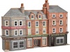 Metcalfe N Scale low relief pub & shops