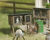 Pola G - 1 Rabbit Hutch Kit