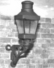 Roundhouse Wall Gas Lamp Kit